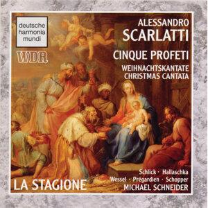Scarlatti - Cinque Profeti (Christmas Cantata)