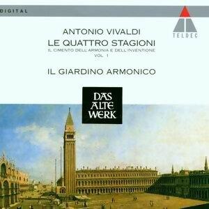 Vivaldi : Il cimento dell'armonia e dell'inventione Vol.1