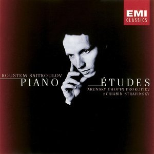 Études for Piano Recital