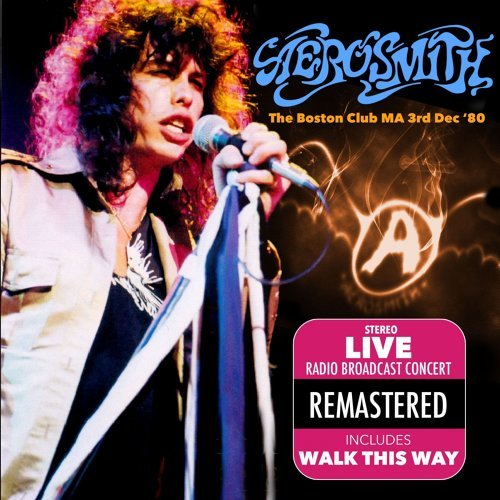 Live At The Boston Club, MA, 3Rd Dec 1980 (Remastered)