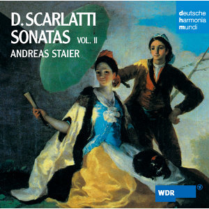 Scarlatti Sonatas Vol. 2