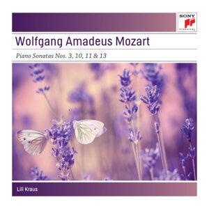 Mozart: 4 Piano Sonatas
