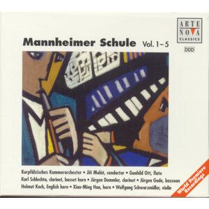 Mannheimer Schule  Vol.1-5