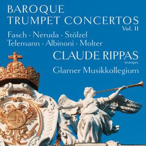 Baroque Trumpet Concertos, Vol. 2