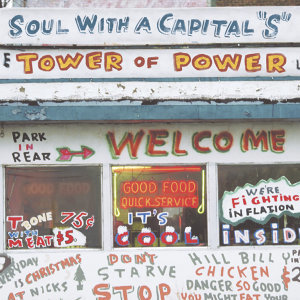 "Soul With A Capital ""S"" - The Best Of Tower Of Power"