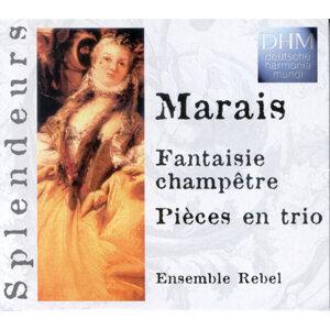 Marais: Fantaisie Champêtre Pièces En Trio