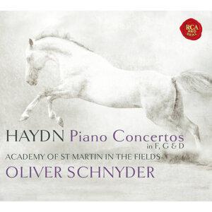 Haydn: Three Piano Concertos