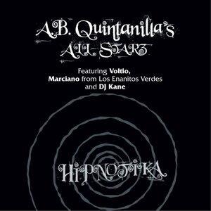 Hipnotika (feat. Voltio, Marciano from Los Enanitos Verdes and DJ Kane)