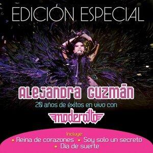 Alejandra Guzmán 20 Años De Exito Con Moderatto (Edición Especial)