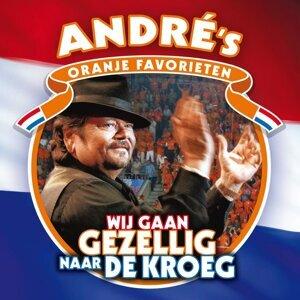 Wij Gaan Gezellig Naar De Kroeg (Andre's Oranje Favorieten)