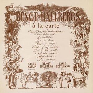 Swedish Jazz Masters: Bengt Hallbergs á la Carte