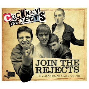 Join The Rejects - The Zonophone Years '79-'81