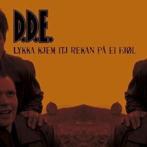 Lykka Kjæm Itj Rækans På Ei Fjøl
