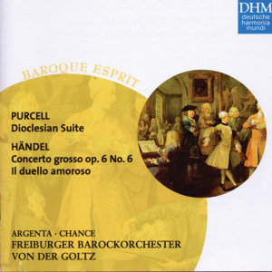 Purcell,Händel: Suite/Concerto