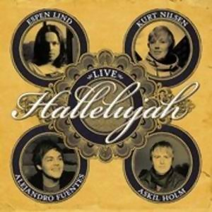 Hallalujah-Live(哈利路亞-現場演唱專輯)