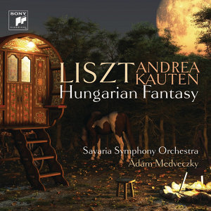Hungarian Fantasy (Fantasie über ungarische Volksmelodien) for Piano and Orchestra, S. 123