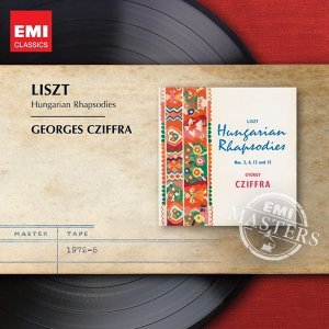 Liszt: 7 Hungarian Rhapsodies