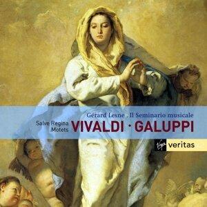 Vivaldi/Galuppi: Motets