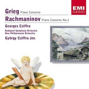 Grieg & Rachmaninov : Piano Concertos