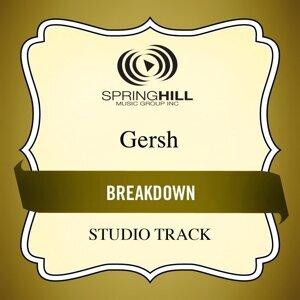Breakdown (Studio Track)