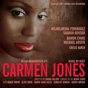 Carmen Jones by Oscar Hammerstein II; music by Bizet