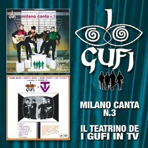 "Milano Canta N. 3 / Il Teatrino De ""I Gufi"" In TV"