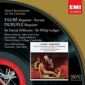 Faure: Requiem, Pavane . Durufle: Requiem