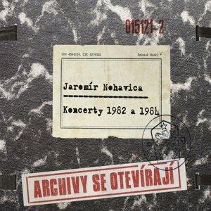 Koncerty 1982 a 1984 [Live] - Live
