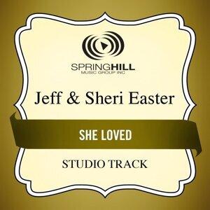 She Loved - Studio Track