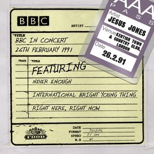 BBC In Concert [26th February 1991] - 26th February 1991