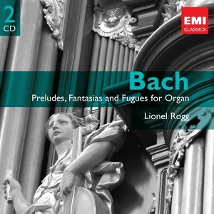 Bach: Complete Organ Works, Volume 2