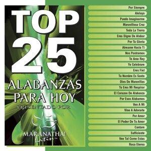 Top 25 Alabanzas Para Hoy