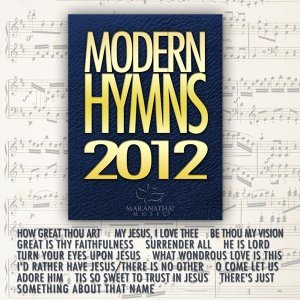 Modern Hymns 2012