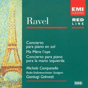 Piano Concerto In G/Ma Mere L'Oye-Suite