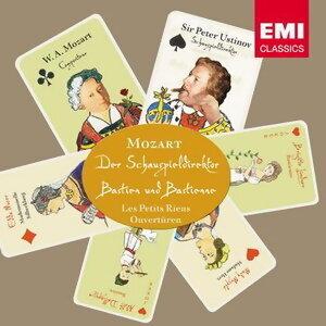 Mozart: Der Schauspieldirektor / Bastien und Bastienne / Les Petits riens / Ouverturen