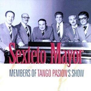 Sexteto Mayor - Members Of The Tango Passion