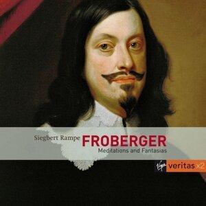 Froberger Works for Harpsichord