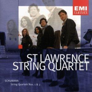 Schumann: Op.41 - String Quartets Nos. 1 & 3