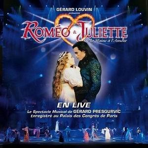 Romeo & Juliette-En Live(羅密歐與茱麗葉全集(2CD訪台首演紀念盤))