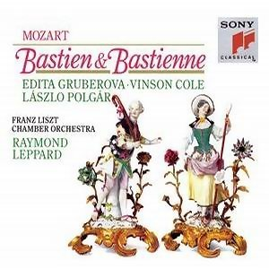 Bastien und Bastienne, K. 50(E. -K.46b) Singspiel in einem Akt