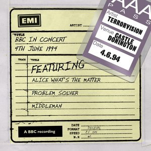 BBC In Concert [4th June 1994] - 4th June 1994