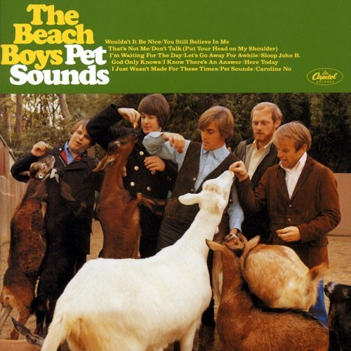 Pet Sounds - Original Mono & Stereo Mix Versions
