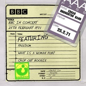 BBC In Concert (25th February 1971)
