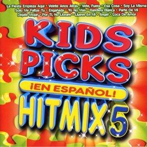 Kids Picks - Hit Mix 5 Espanol