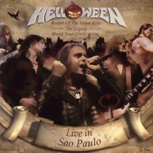 Live In Sao Paulo (守護者遺產世界巡禮:聖保羅現場精選實錄)