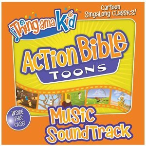 Action Bible Toons Music