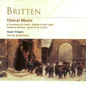 Britten - Choral Music