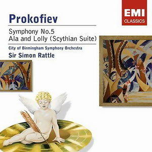 Prokofiev: Symphony No. 5 in B Flat, Ala et Lolly