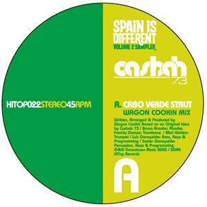 Cabo Verde Strut Remixes