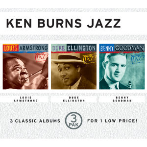 Ken Burns Jazz (3 Pak Cube) - Louis Armstrong/ Duke Ellington/ Benny Goodman
